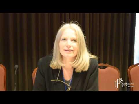 JJP RF System - Entrevista a Eleonora Horvath - ETA 2014