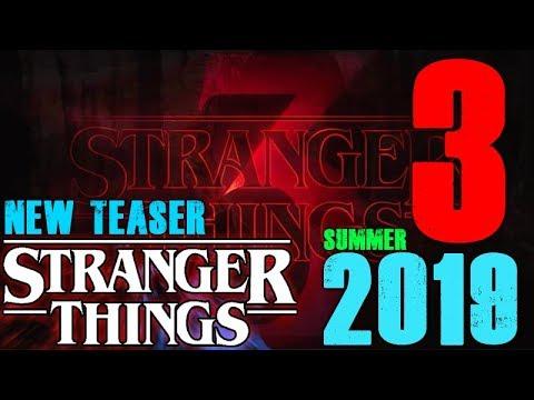 New Stranger Things Season 3 Teaser - 2019 Summer Release? + Everything we Know So Far!
