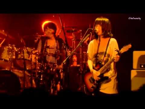 チャットモンチー - CAT WALK - Zepp Tokyo [HD]
