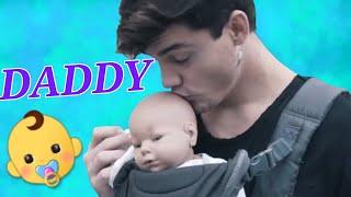 Grayson Dolan being daddy