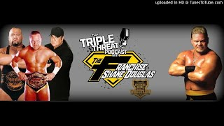 Shane Douglas On ECW Owing Him Money Almost Causing Him To Walk Out Of PPV Main Event