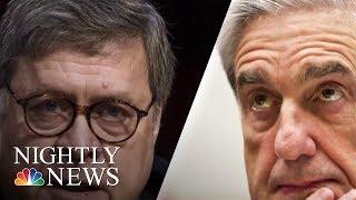 Mueller Report: Attorney General Under Pressure To Release Details | NBC Nightly News