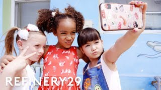 When Little Girls Say Big Girl Things | Take Back The Beach | Refinery29