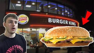 NOUVEAU BURGER CHEZ BURGER KING.. LONG CHILI CHEESE