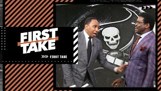 Stephen A. and Michael Irvin debate: Are the Cowboys a threat to the Bucs?   First Take