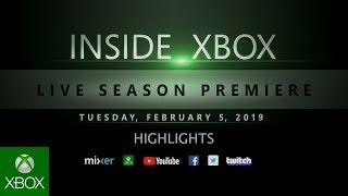Inside Xbox 2019 Highlights | Xbox Game Studios, E3 2019, Xbox Game Pass February 2019, Crackdown 3