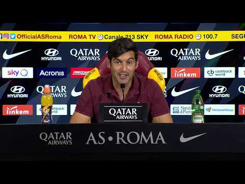 VIDEO - Milan-Roma, Fonseca: