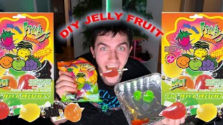 The Best Homemade Jelly Fruit Candy DIY (SECRET INGREDIENT!) HOW TO