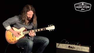 Gibson Les Paul 1959 Murphy Aged Reissue: LP R9 Tone Review and Demo
