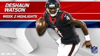 Every Deshaun Watson Play Against Cincinnati | Texans vs. Bengals | NFL Wk 2 Player Highlights