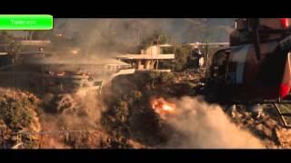 Đoạn phim hay nhất trong IRON MAN 3 - Tony Stark bị phá nhà và cái kết