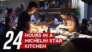 24 Hours Inside A Michelin Star Kitchen: Restaurant Nouri
