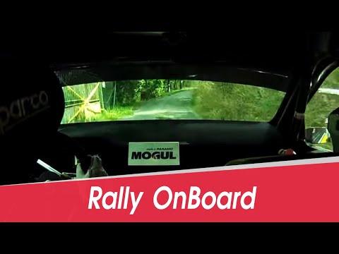 Barum Czech Rally Zlín 2017 - OnBoardy