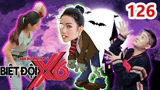 BIỆT ĐỘI X6   BDX6 #126   Hữu Tín một mình lật đổ âm mưu đội nhà - Sĩ Thanh hóa zombie bắt Cát Tường