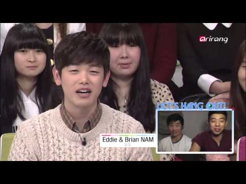 After School Club - Hangout with Eric Nam′s brothers 에릭남 동생들과 행아웃
