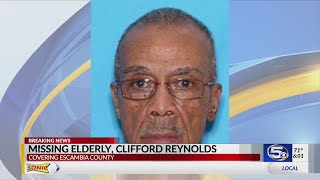 ECSO issue silver alert for missing man