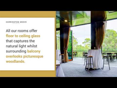 Harrington Grove Events - Wedding and Corporate Venue in Sydney