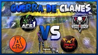 ÉPICA GUERRA DE CLANES / RE4LG4LIFE / GAME OVER / ANAHUAC SPORTS - SEGUNDO DÍA