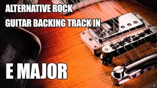 ROCK GUITAR BACKING TRACK | London Guitar Academy Guitar