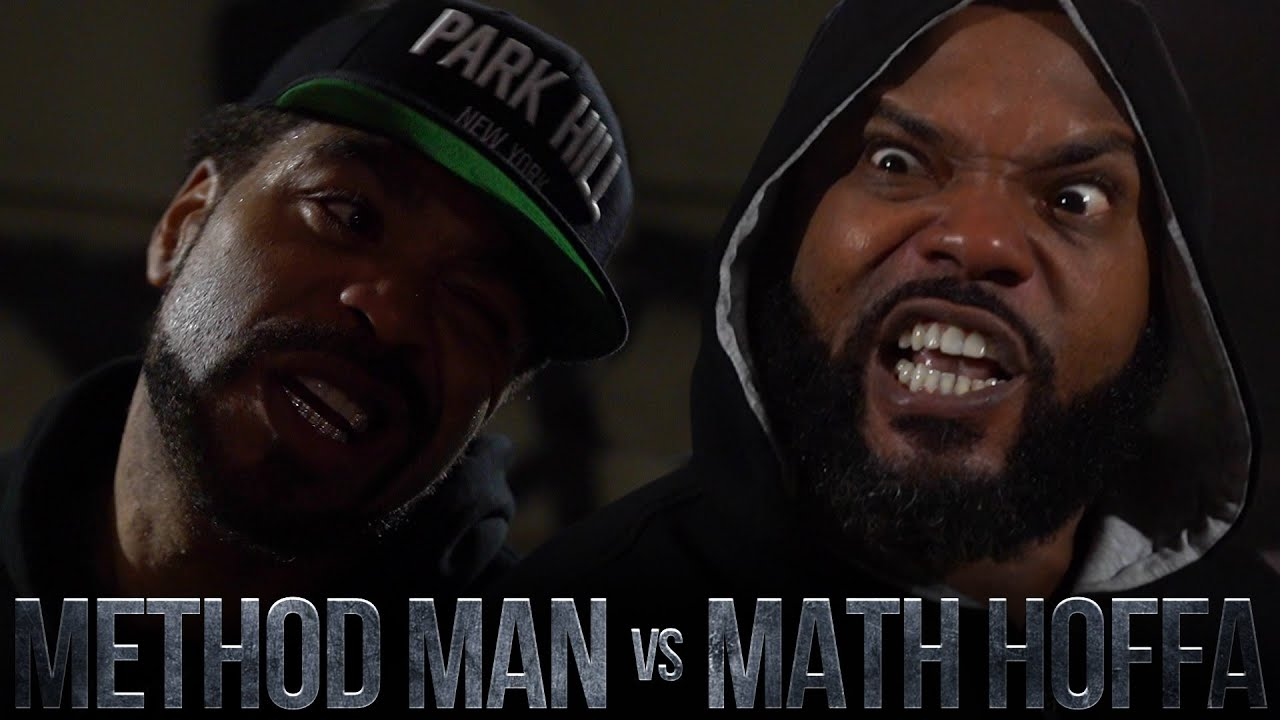 LEGENDS ONLY: MATH HOFFA VS METHOD MAN