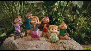 Brittany And The Chipettes ❤ Bad Romance Music Video (HD Full)