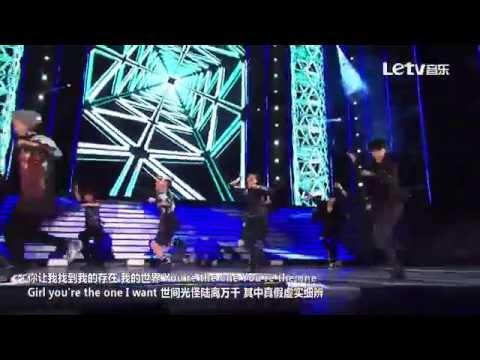150523 EXO (엑소) - Call Me Baby (콜 미 베이비) + Growl (으르렁) @ Dream Concert 2015