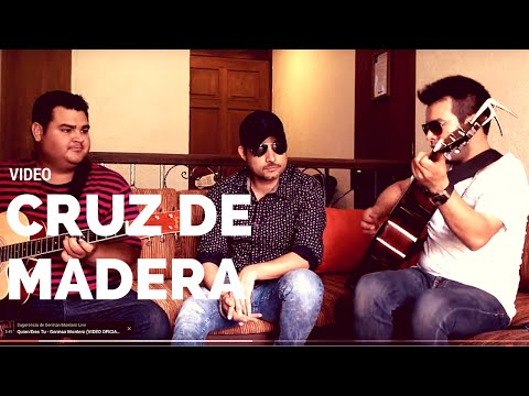 Cruz De Madera - German Montero (Cover -En Vivo-Video)