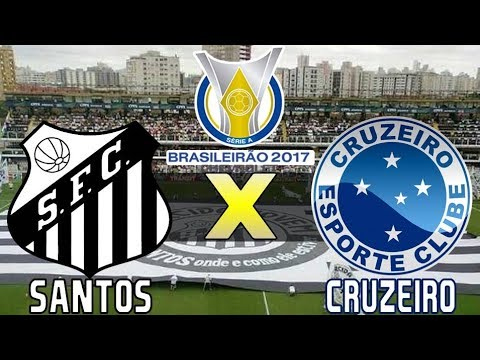 Santos vs Cruzeiro MG