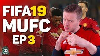 FIFA 19 Manchester United Goldbridge Career Mode EP 3
