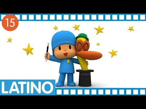 Pocoyó en español para América Latina Ep.05-08 (S02E05-08)