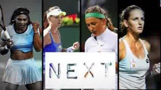 Watch: Serena, Vika Headline Women's Semis