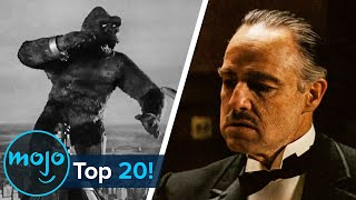Top 20 Most Epic Classic Movie Moments