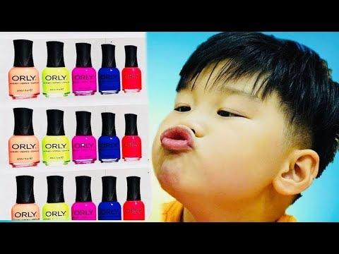 Live: Song Johnny Johnny赤 ち ゃ ん と 色 を 学 ぶ Toys Kids Kinderlieder 学习颜色与婴儿 #50   LorBong TV