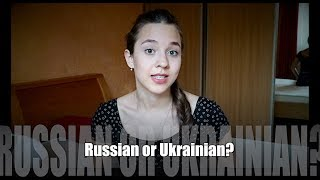 What is better to learn- Russian or Ukrainian?