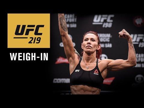 Transmisja oficjalnego ważenia UFC 219 – na żywo w MMAnews od 01:00 w nocy