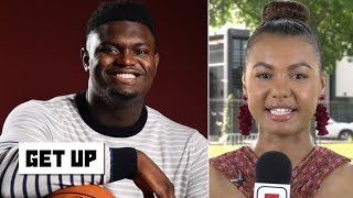 The Pelicans want to pair a veteran big man with Zion – Malika Andrews | Get Up