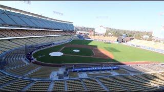 Exploring Los Angeles Dodgers Baseball Stadium