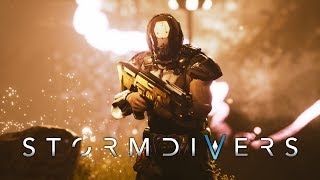 STORMDIVERS - Trailer