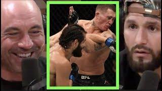 Jorge Masvidal on KO'ing Darren Till | Joe Rogan