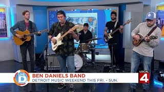 Live in the D: Ben Daniels Band