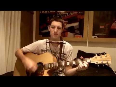 Mirenla (Guitarra y armonica) Ciro y los persas - Alex Solio