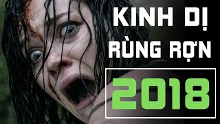 PHIM KINH DỊ RÙNG RỢN MỚI NHẤT - Phim Chiếu Rạp Cực Hay 2018 | Horror Full Movies