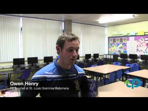 Sports Analysis and PE at St Louis Grammar School Ballymena