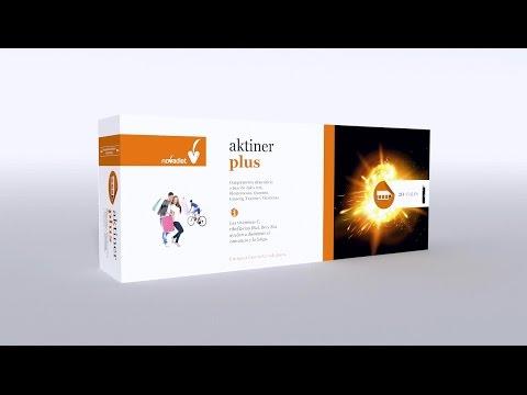 Aktiner Plus, energía a tope en tu vida diaria