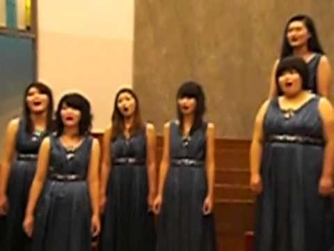 中山女高校友合唱團   艋舺教會演出III    2009/10/18