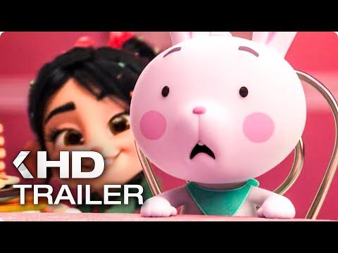WRECK-IT RALPH 2 Trailer (2018)