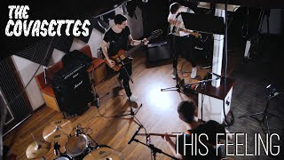 The Covasettes - This Feeling   Live Session @ Redwall Studios