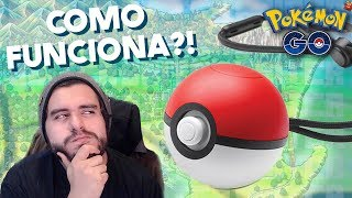 PARA QUE SIRVE EL POKEBALL PLUS EN POKEMON GO Y LET'SGO !? | 554