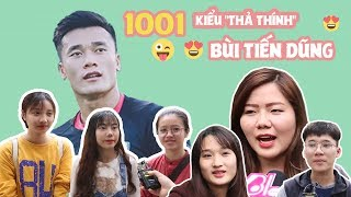 1001 CÁCH THẢ THÍNH BÙI TIẾN DŨNG THỦ MÔN U23 VIỆT NAM | HAMTV