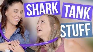 7 Weird SHARK TANK Products Unboxing (Beauty Break)